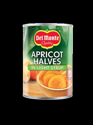 del Monte Aprikosen halbe Frucht (240g)