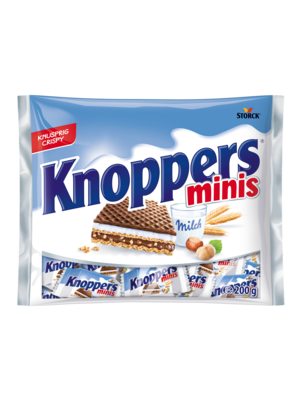 Storck Knoppers Minis (200g)