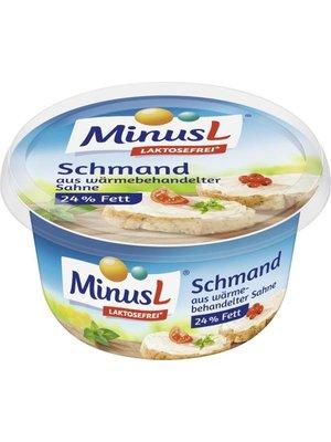 MinusL Schmand 24% laktosefrei (150g)