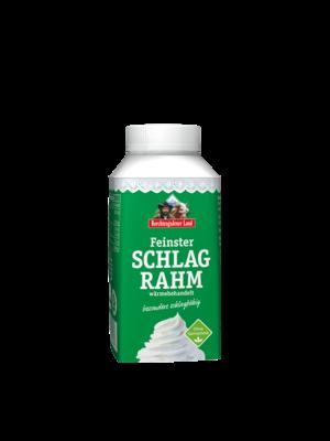 Berchtesgadener Land Feinster Schlagrahm (250g)