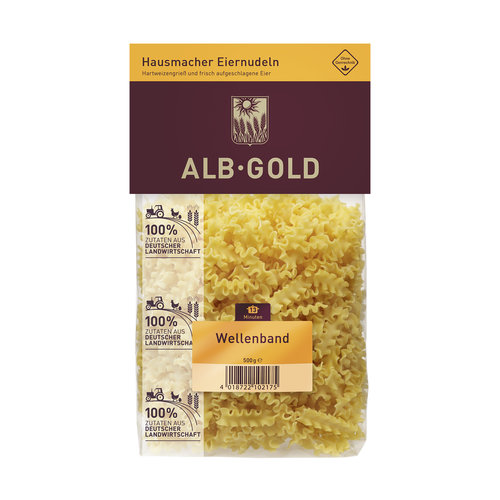 Alb Gold Wellenband (500g)