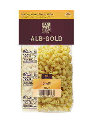 Alb Gold Drelli (500g)