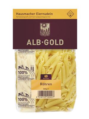 Alb Gold Röhren (500g)