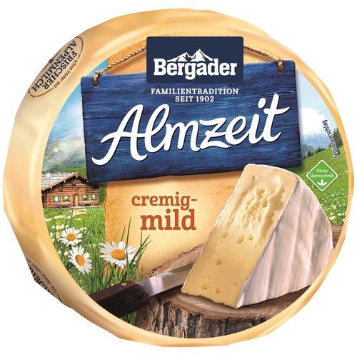 Bergader Almzeit cremig-mild (350g)