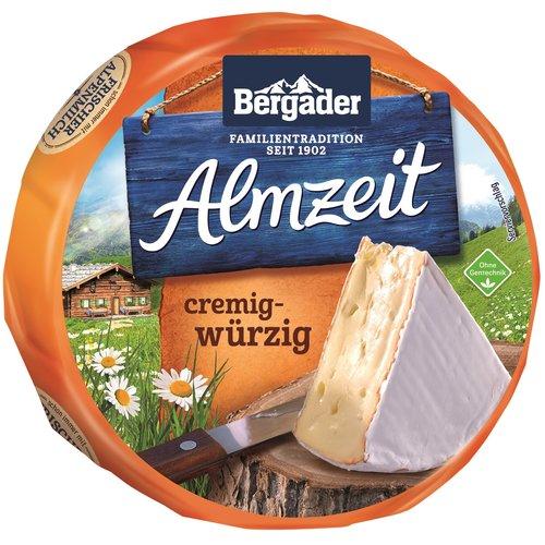 Bergader Almzeit cremig-würzig (350g)