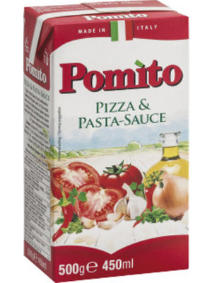 Pomito Pizza & Pasta - Sauce (500g)