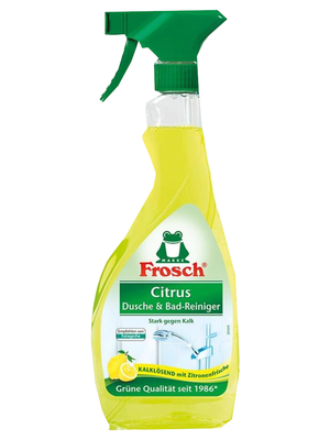Frosch Citrus Dusche & Badreiniger (500ml)