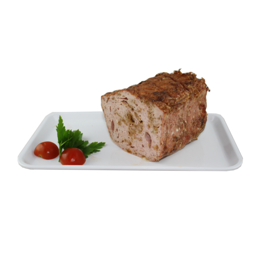 Metzgerei Vetter (Wasseralfingen) Zwiebelfleischkäse (100g)