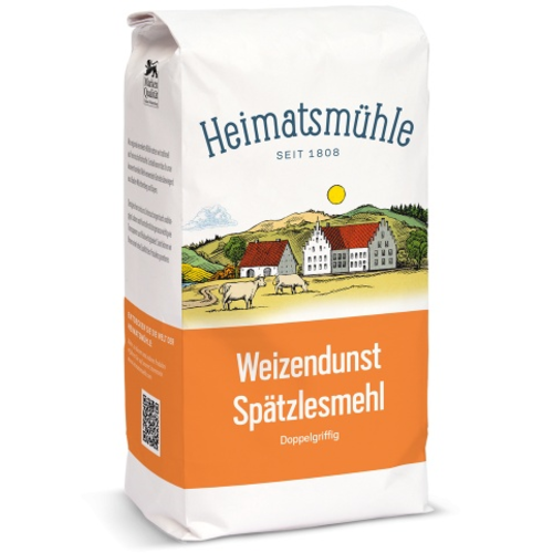 Heimatsmühle (Aalen) Weizen-Dunst Spätzlesmehl (2,5kg)