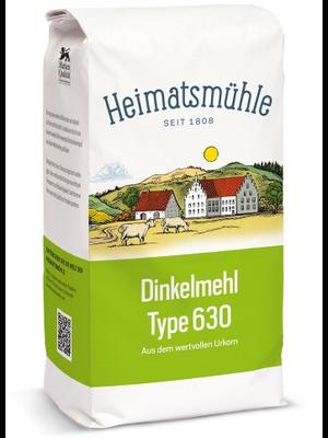 Heimatsmühle (Aalen) Dinkelmehl Type 630 (2,5kg)