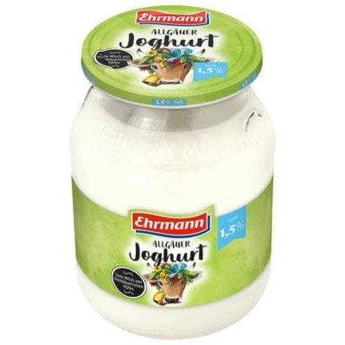 Ehrmann Frischer Joghurt 1,5% (500g)