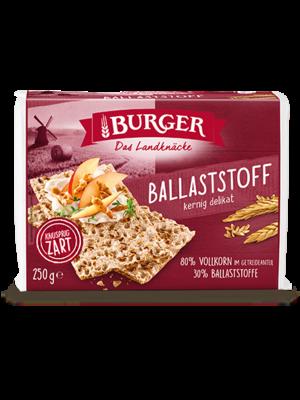 Burger Knäckebrot Ballsatstoff (250g)