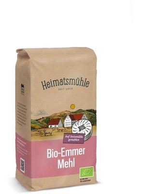 """Heimatsmühle (Aalen) Bio Emmermehl """"Steinmühle"""" (500g)"""