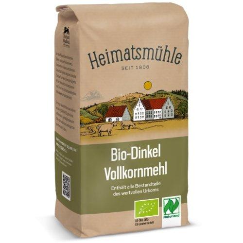 Heimatsmühle (Aalen) Bio Dinkelvollkornmehl  (1kg)