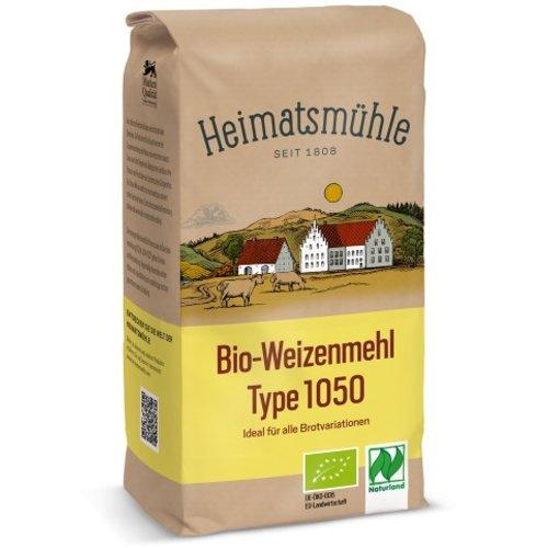 Heimatsmühle (Aalen) Bio Weizenmehl Type 1050  (1kg)