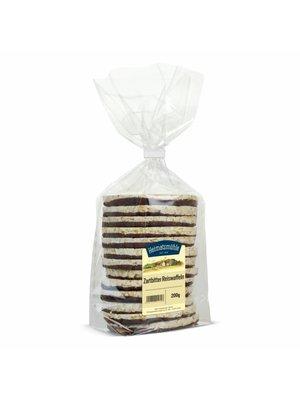 Heimatsmühle (Aalen) Zartbitter Reiswaffeln (200g)