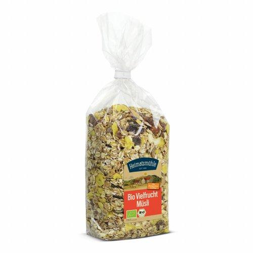 Heimatsmühle (Aalen) Bio Vielfrucht-Müsli (500g)