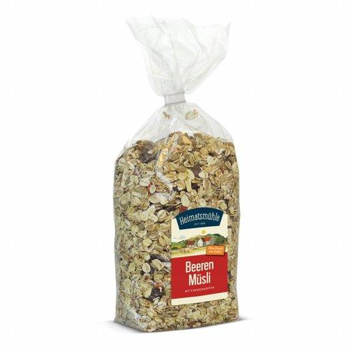Heimatsmühle (Aalen) Beeren-Müsli (500g)