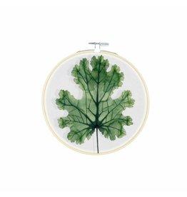 Olislagers Hoops - Plume poppy leaf - M