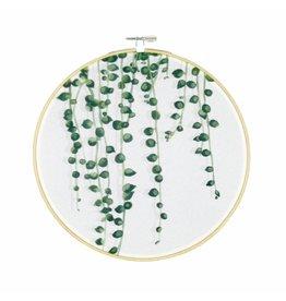 Olislagers Hoops - String of pearls - L