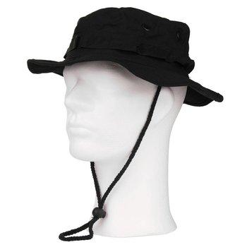 Bush hoed de luxe ripstop zwart