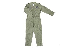 Piloten-overall Groen