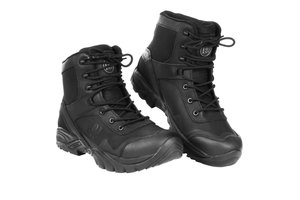 Recon boots medium-high zwart