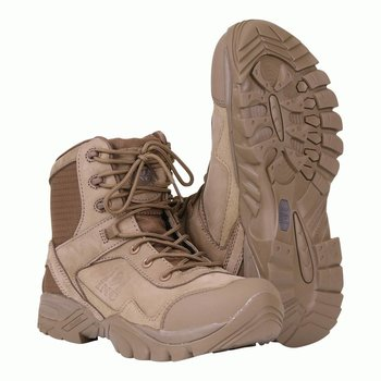 Recon boots medium-high Coyote