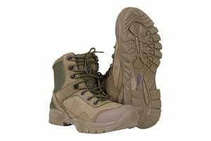 Recon boots medium-high Groen