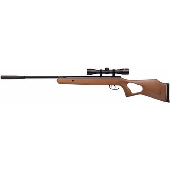 Crosman Titan Wood Nitro Piston 4.5mm incl. 4 X 32 richtkijker
