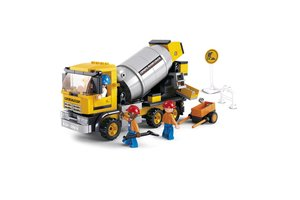 Sluban Cement mixer M38-B0550