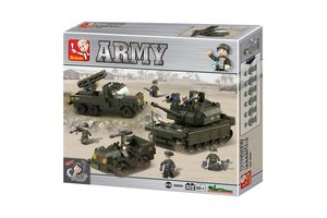 Sluban Army set M38-B6800