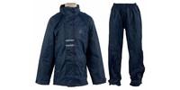 Regenpak Junior Blauw
