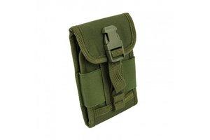 Tactical smartphone houder groen