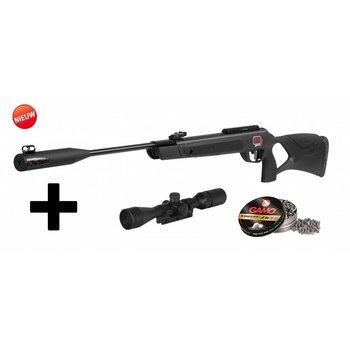 Gamo G Magnum Whisper 1250 IGT 5.5mm Incl. 3-9X40 richtkijker  (tijdelijk uitverkocht)