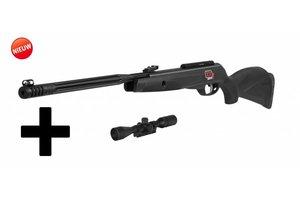 Gamo Black Maxxim IGT Mach 1 4.5mm incl. 3-9X40 Richtkijker
