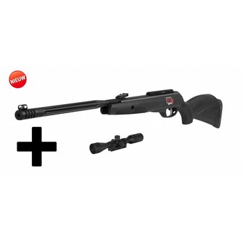 Gamo Black Maxxim IGT Mach 1 4.5mm incl. 3-9X40 Richtkijker