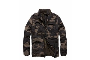 Ground parka Night Camo