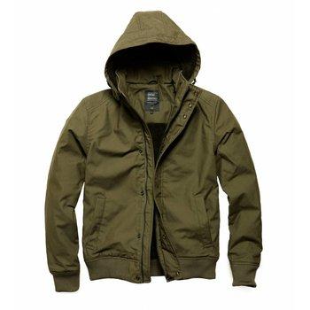 Hudson jacket Olive