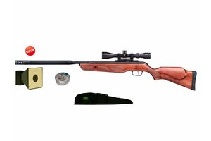 Gamo Bone collector hunter IGT Set 5.5mm incl 3-9X40 richtkijker