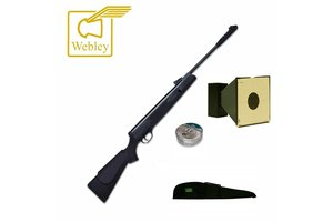 Starterset Webley VMX Black 5.5mm