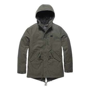 Wallbrook parka Dark Olive