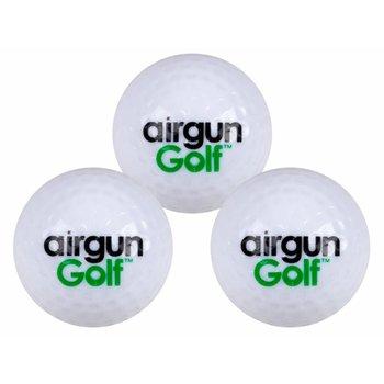 Luchtbuks Exploderende Golf Ballen 9st.