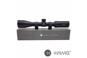 Hawke Fastmount - 3-9x40 AO Mil Dot