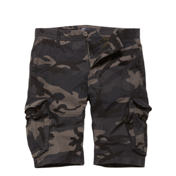 Rowin Shorts Night Camouflage