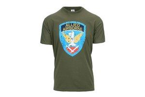 T-shirt Allied Airborne