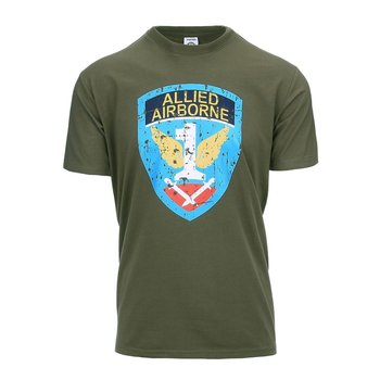 T-shirt Allied Airborne