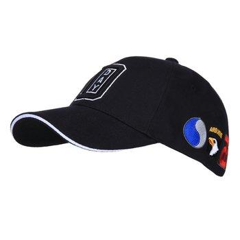 Baseball cap WW II D-Day  Zwart
