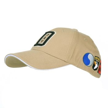 Baseball cap WW II D-Day  Khaki