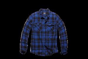 Austin shirt Blauw